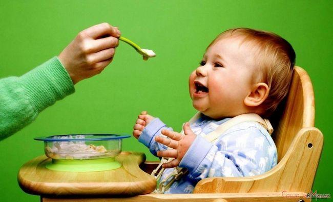 Дитячий прикорм