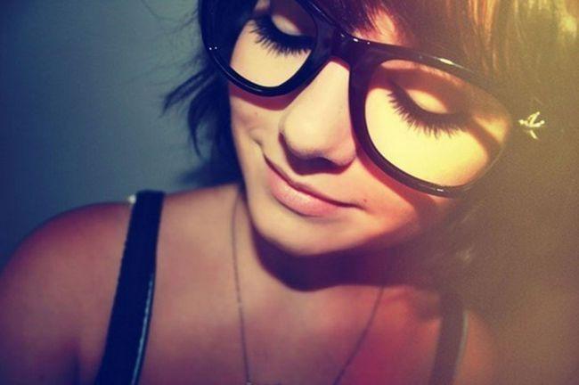 Хіпстерскіе окуляри