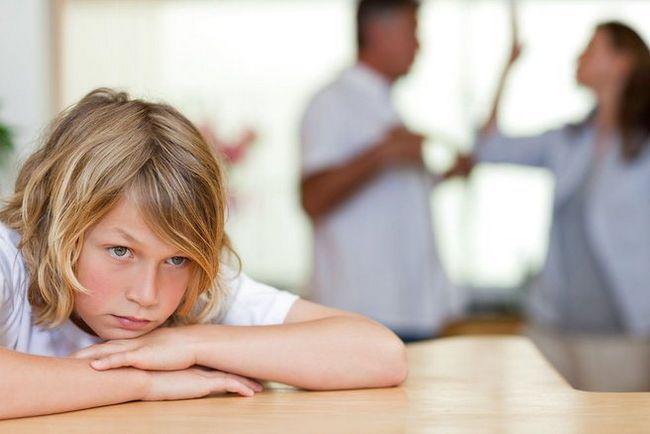 Розлучення з дитиною