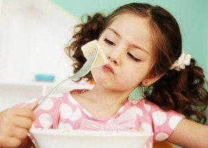 Як підвищити апетит у дитини