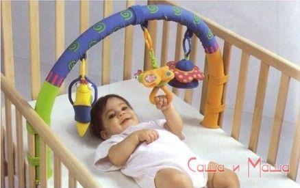 Які іграшки потрібні дітям до 1 року