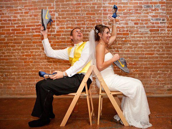 Конкурси на весіллі