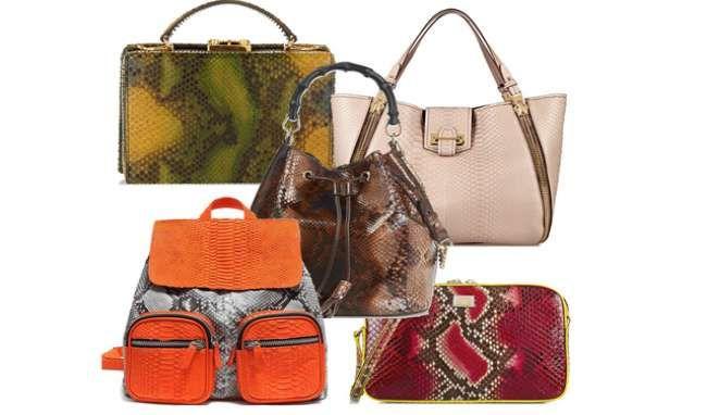 Модні жіночі сумки осінь-зима 2015/2016