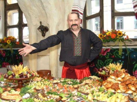 Національна кухня україни