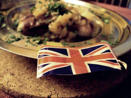 Національна кухня великої британії
