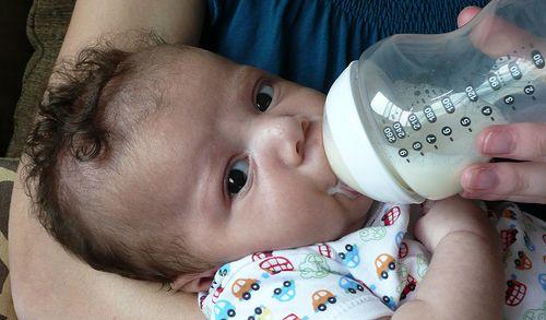 Непереносимість лактози у дитини