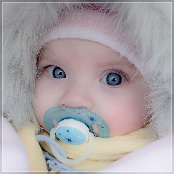 Одягаємо дитини на зимову прогулянку правильно