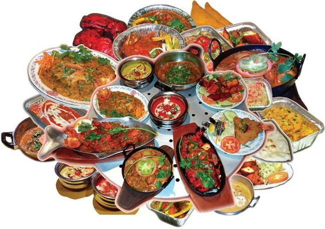 Особливості національної індійської кухні