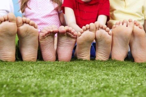 Плоскостопість у дітей: симптоми і лікування