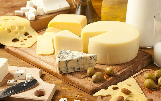 Корисні властивості сиру