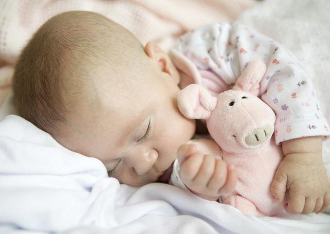 Корисний денний сон: укладаємо дитину спати вдень