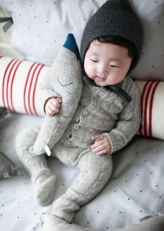 Розміри одягу для новонароджених
