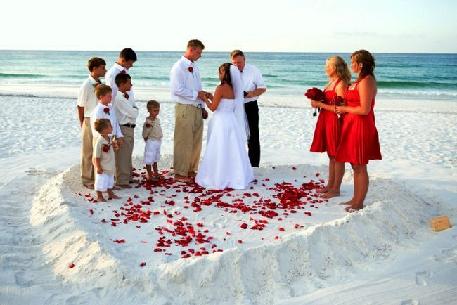 незвичайне весілля