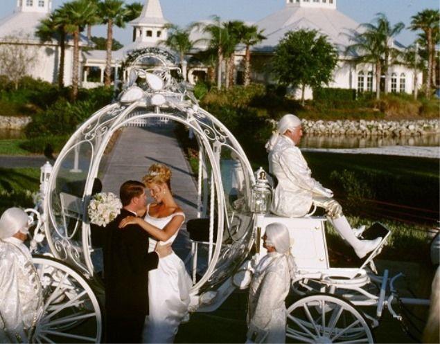 Весілля в королівському стилі
