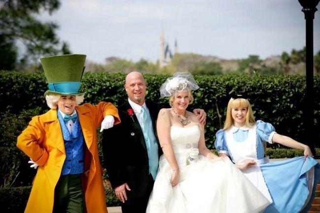 казкова весілля