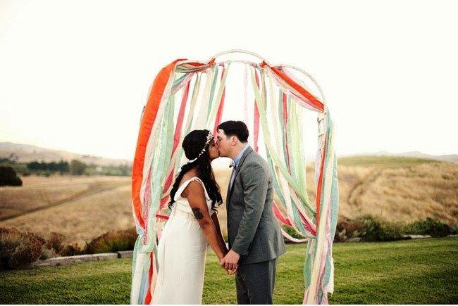 Весілля на природі