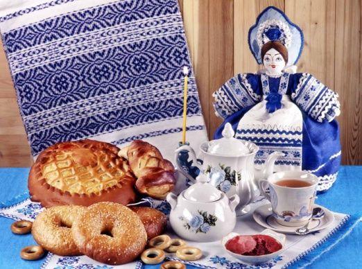 Традиційна російська кухня