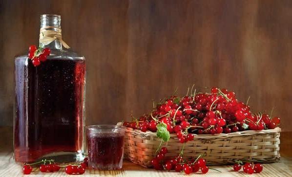 Вино з заграв ягоди