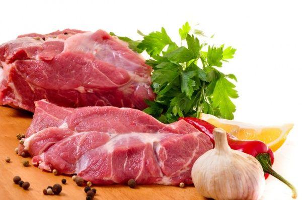м`ясо зі спеціями