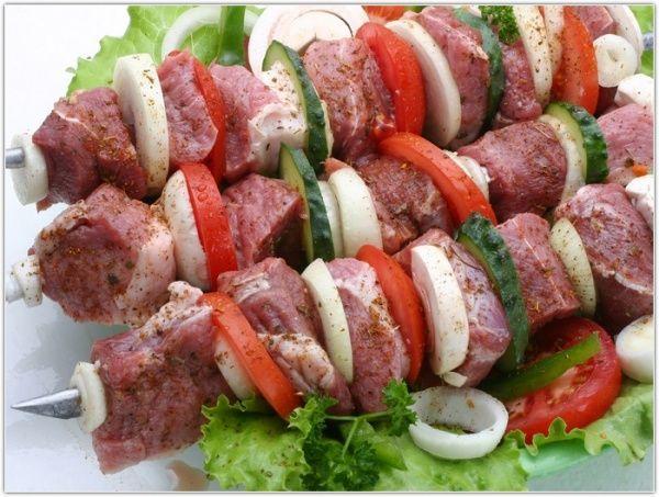 м`ясо для шашлику