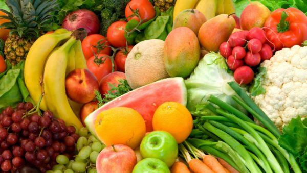 Вибираємо овочі та фрукти правильно