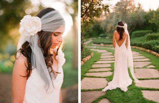 Вибираємо весільну фату