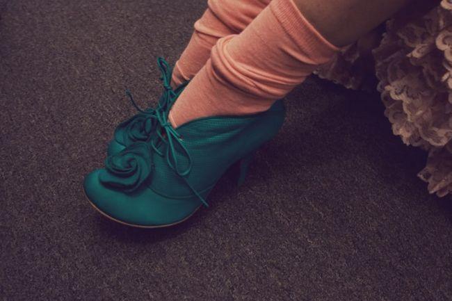 Туфлі зі шнурками