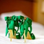 Взуття з шовкової тканини