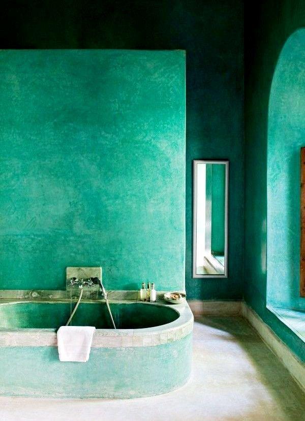 зелені стіни