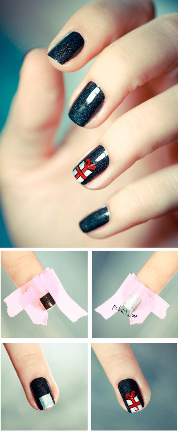 Як нафарбувати нігті