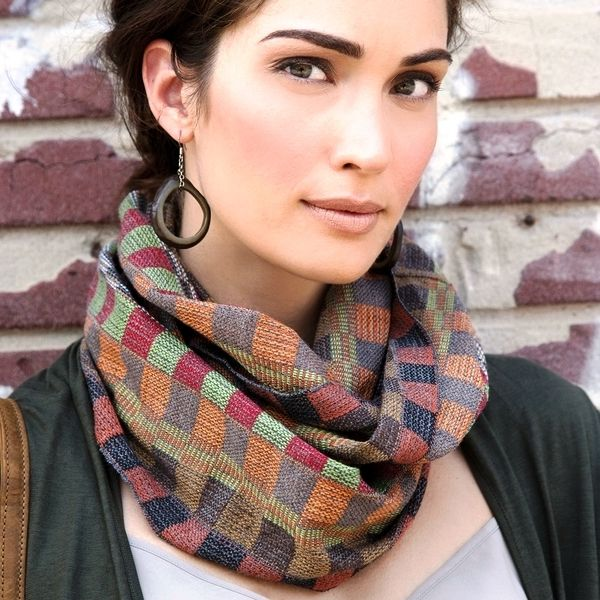 Знайомтеся: новий старий знайомий - шарф-снуд!
