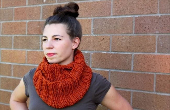 В`язаний шарф